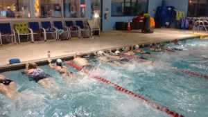 Kicking it up again - Cromwell Swim Clinic