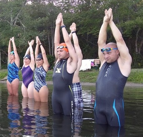 Swim Clinic - Jeff Stuart - Stuart Swim